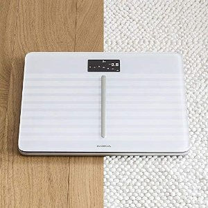 $104Nokia Body Cardio- Wi-Fi Smart Scale with Body Composition & Heart Rate, White