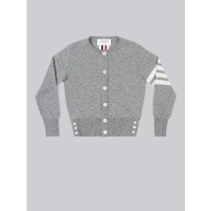 Thom Browne纯羊绒开衫