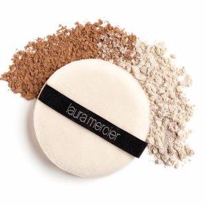 低至35折Cosme-De 精选美装护肤热卖,收Laura Mercier 粉底、散粉