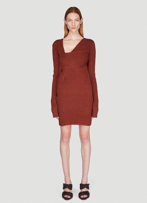Asymmetric 连衣裙