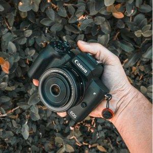 $678(原价$848)可退税史低价:Canon佳能 EOS M50 高清数码入门必备相机套机