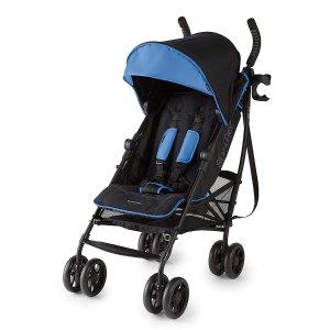 Summer 3Dlite+ Convenience Stroller, Lightweight Umbrella Stroller
