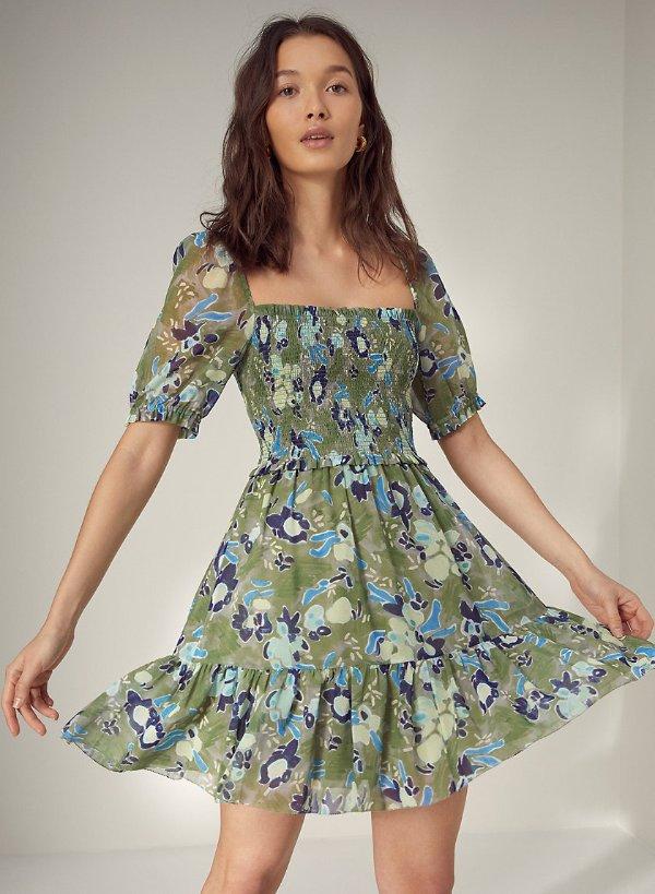 迷你连衣裙