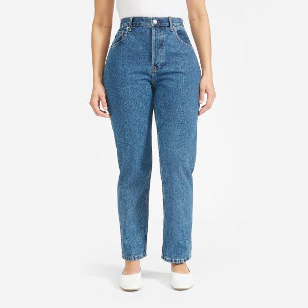 The '90s Cheeky 直筒牛仔裤