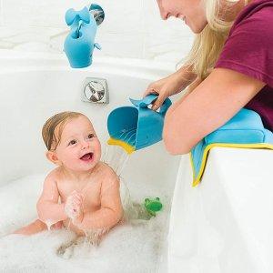 史低价 $10.74 (原价$14)Skip Hop 鲸鱼造型花洒  宝宝洗头/沐浴冲洗器
