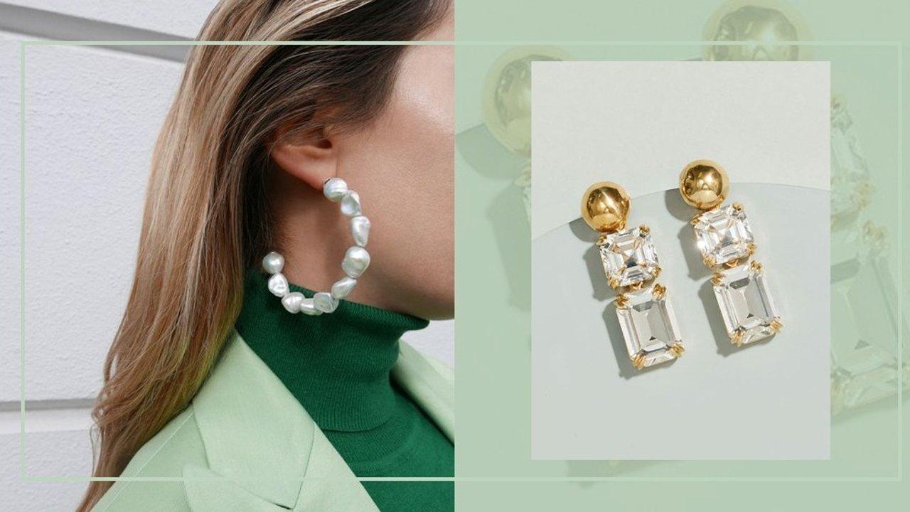 常见珠宝首饰款式、20种宝石原材料中英文科普