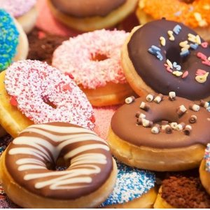 每人限领一个限今天:六一儿童节 Krispy Kreme 请你吃甜甜圈
