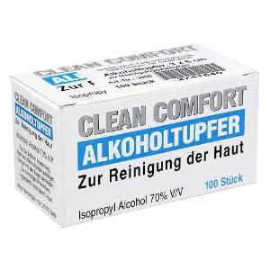 新用户满€70减€7医用酒精棉片 3X6cm 100片 外出携带方便 皮肤消毒 仅€2.89