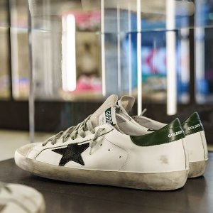 最高立减$250 黑尾$395潮人必入Golden Goose脏脏鞋热卖 多款彩尾星星小脏鞋码全超好价