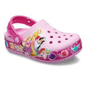 $11.99起 新款闪灯鞋也参加即将截止:Crocs官网 童鞋惊喜额外5折闪购
