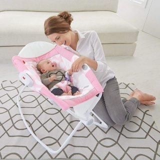 $36.49(原价$59.99)史低价:Fisher-Price 婴幼儿电动安抚摇椅