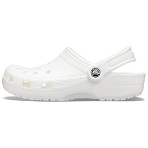 Crocs杨幂同款DIY起来经典白色洞洞鞋