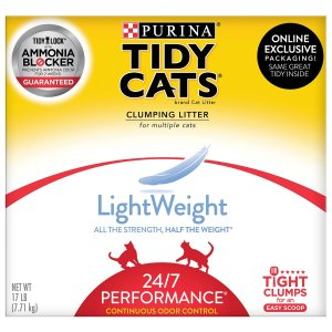 Buy 3 Get 1 FreeTidy Cats Selected LightWeight Cat Litter on Sale