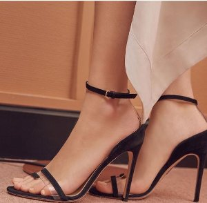 Up to 55% off SERGIO ROSSI @ THE OUTNET