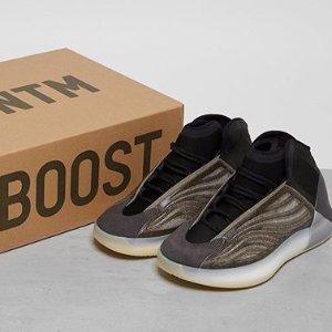 已发售Adidas Yeezy QNTM