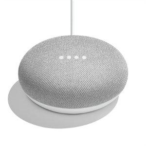 Google Home Mini 智能语音助手灰色款