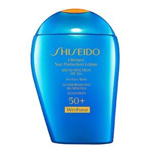 Ultimate Sun Protection Lotion SPF 50+ WetForce | Shiseido.com