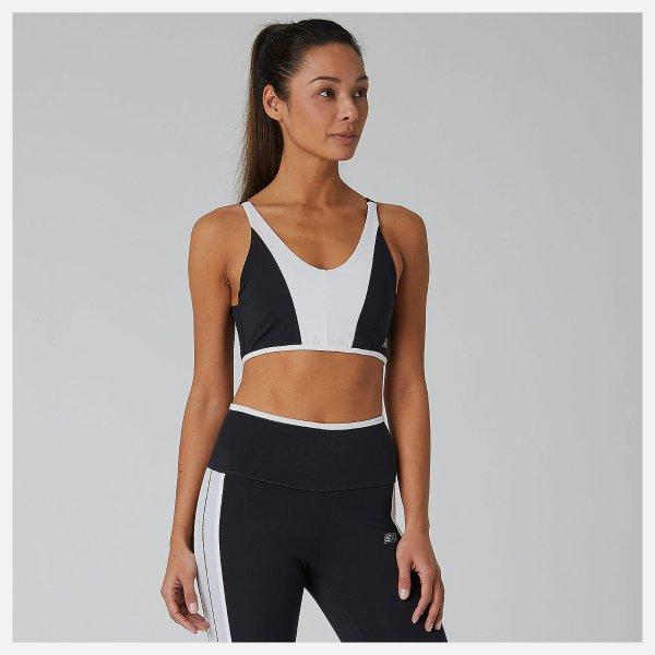 运动bra