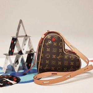 5折起!£83收老花钱包上新:Louis Vuitton 二手低价收 收老花Speedy、Neverfull、五合一