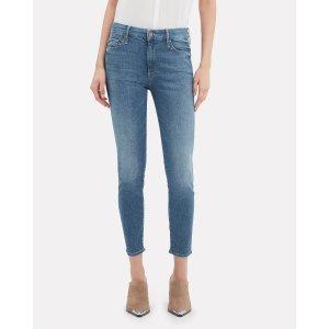 MotherLooker Ankle Skinny Jeans