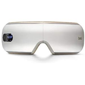 Amazon.com: Breo iSee4 Wireless Digital Eye Massager with Heat Compression and Music: Health & Personal Care