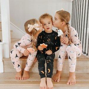 3折起+包邮上新:Hanna Andersson 童装清仓,部分秋季服饰加入
