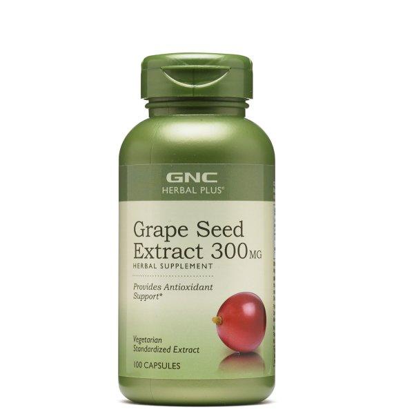天然系列葡萄籽 300MG 100粒