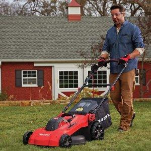 现价$199(原价$254.15)史低价:Craftsman 家用3合1割草机 轻松打理自家草坪