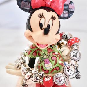 买3免1即将截止:Pandora X Disney 精选串珠 木兰、维尼、米奇都在线