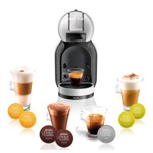 限时秒杀¥217史低价:Nescafe Dolce Gusto 胶囊咖啡机 KP123B