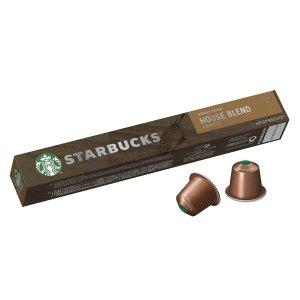 订阅享9折+包邮Starbucks 胶囊咖啡专场 美味只需$0.5