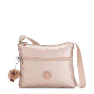 KiplingMetallic Crossbody Bag