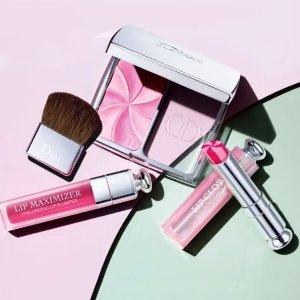 $34上新:Dior 2019春季新款棒棒糖润唇膏唇蜜热卖