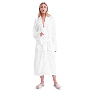 柔软舒适浴袍
