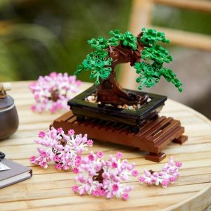 $49.99 + Free ShippingLEGO Creator Expert Botanical Collection - Bonsai Tree 10281