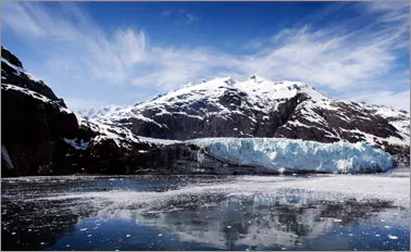 7天阿拉斯加冰川游轮 温哥华出发 开往安克雷奇