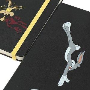 折后€18 颜值拉满Moleskine 网红笔记本热促 可可爱爱兔八哥 等你领回家