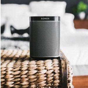$249.99+送$50礼卡Sonos One 智能音箱 为音乐爱好者打造的智能音响