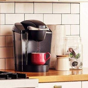 $44.99起Keurig K-Classic 胶囊咖啡机及配套咖啡胶囊等热卖