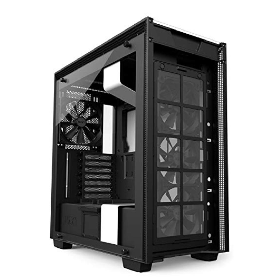 H700 ATX 中塔 钢化玻璃侧透机箱