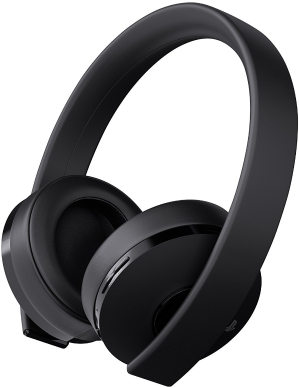 $76PlayStation Gold Wireless Headset