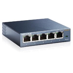 $13.99 (原价$19.99)TP-Link TL-SG105 5口 非管理型千兆交换机