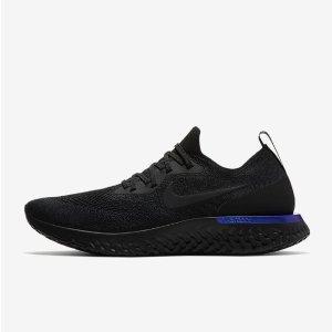 尝鲜价$220  部分配色已断货上新:NIKE  EPIC REACT FLYKNIT 男女款跑鞋(多种配色)