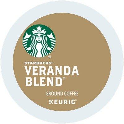 Veranda Blend® 轻度烘焙咖啡胶囊 24颗装