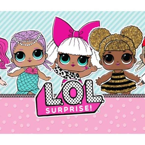 惊喜娃娃套装£6L.O.L. SURPRIS惊喜热卖中 在家抽盲盒 给你无限惊喜的盲盒娃娃