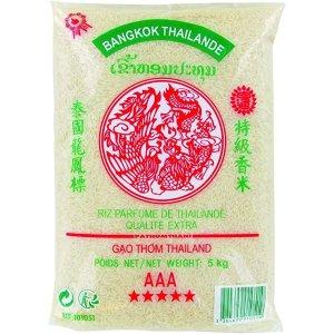 泰国龙凤标特级香米 5kg