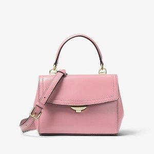 Michael KorsAva Extra-Small Leather Crossbody Bag