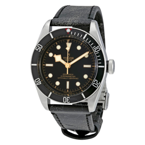 $2695TUDOR Heritage Automatic Black Dial Men's Watch 79230N