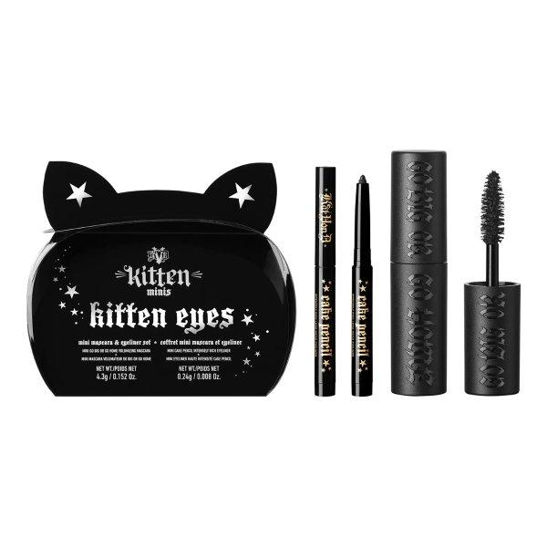 Kitten Eyes眼妆套盒