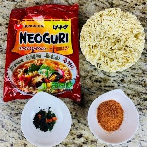 $9.24NongShim Neoguri Noodles, Spicy Seafood, 4.2 Ounce (Pack of 10)